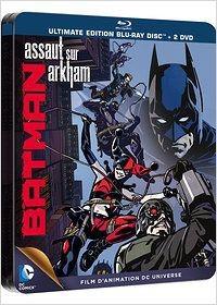 Batman: Assault on Arkham (2014)