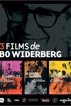 3 films de Bo Widerberg (2013)