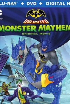 Batman Unlimited : Monster Mayhem (2015)