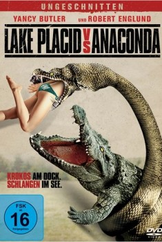 Lake Placid vs. Anaconda (2014)