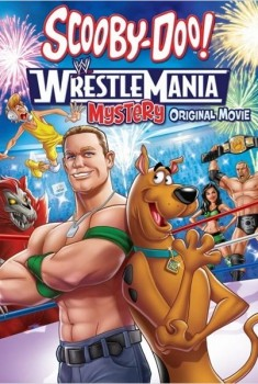 Scooby-Doo! WrestleMania - La folie du catch, le film (2014)