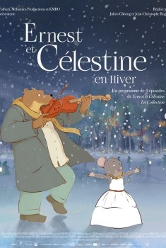 Ernest et Célestine en hiver (2017)