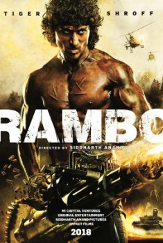 Rambo Bollywood remake (2018)