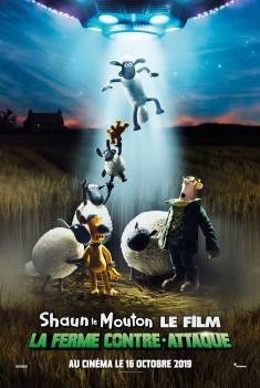 Shaun le Mouton Le Film : La Ferme Contre-Attaque  (2019)