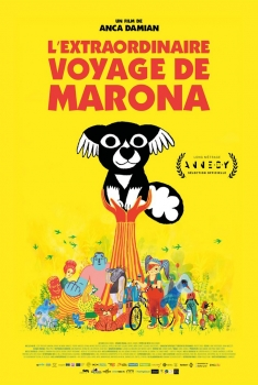 L'Extraordinaire Voyage de Marona (2020)