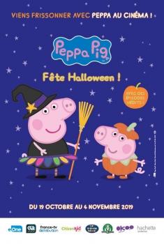 Peppa Pig fête Halloween (2019)