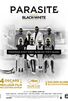 Parasite - Version noir et blanc (2020)