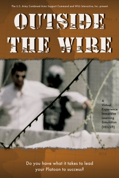 Outside The Wire (2020)